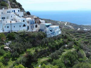 Le village de Kardiani