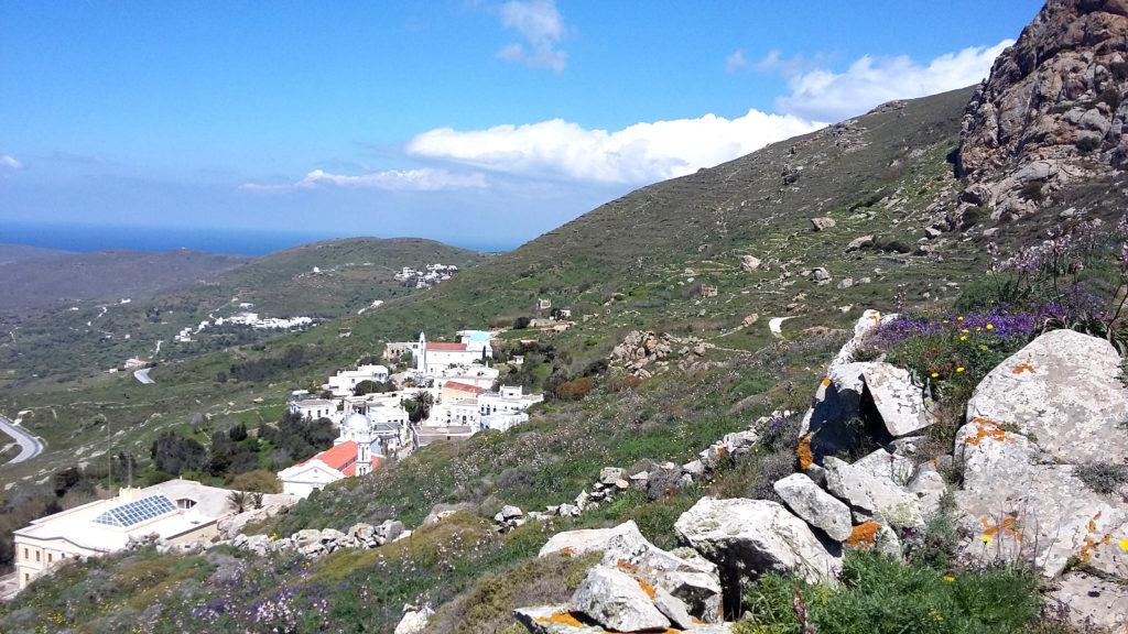 Tinos, île de contraste