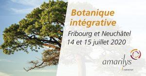 La botanique, une science au service de la santé @ Amarilys, centre de formation | Fribourg | Fribourg | Suisse