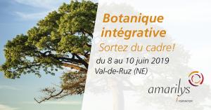 Botanique intégrative, sortez du cadre @ Chalet Bosset | Neuchâtel | Neuchâtel | Suisse