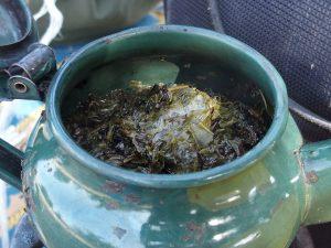 Un dernier thé