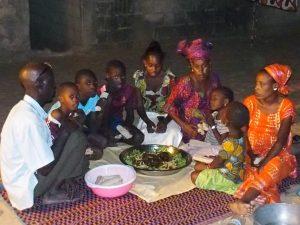 La famille Ndiaye