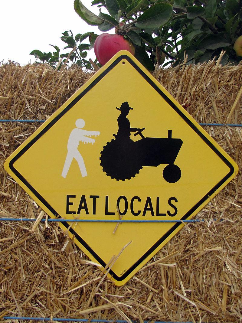 Manger local, une grande fumisterie pour la planète?